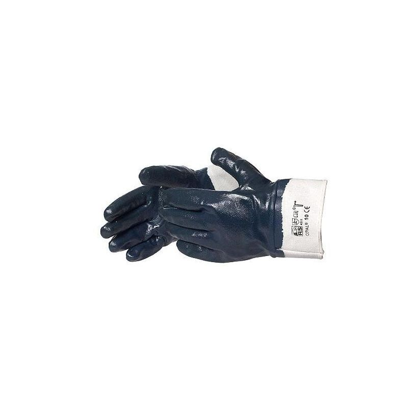 Rękawice nitryl/ciężkie OPAL MANKIET