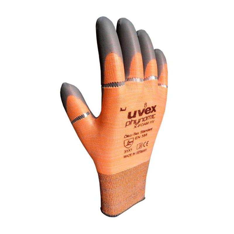 Rękawice Phynomic x-foam HV UVEX