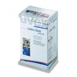Chusteczki czyszczące UVEX 9963.000