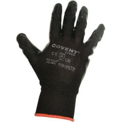 Rękawice COVENT BLACK