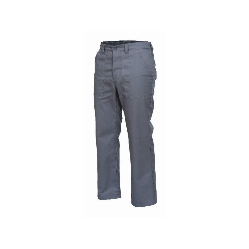 Spodnie do pasa NORMAN 10510 /szare/