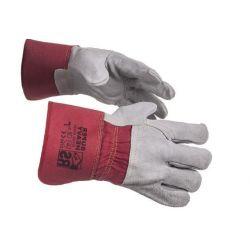 Rękawice wz.skórą SUPER HEAVY RS