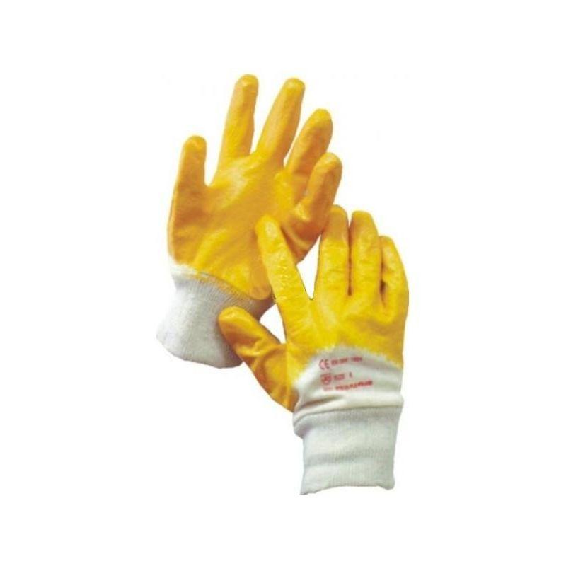 Rękawice nitrylowe lekkie DABSTER