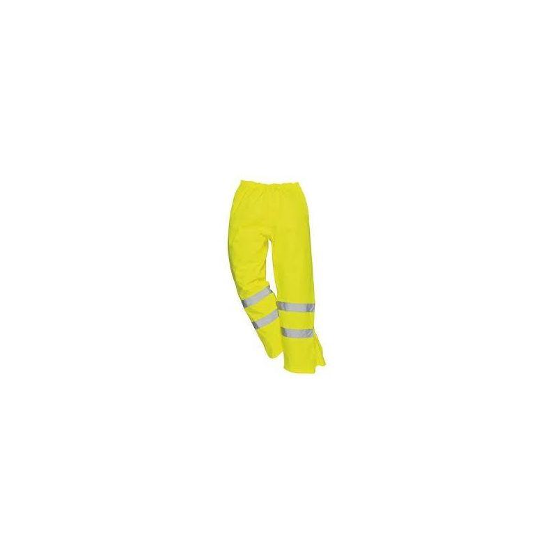 Spodnie ostrzegawcze wodoodporne S487
