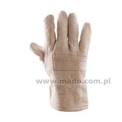 Rękawice termoodporne 7 cm krótkie