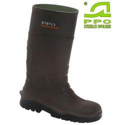 Buty całotworzywowe zawodowe z poliuretanu bez podnoska wz.2008
