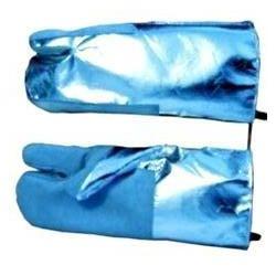 Rękawice żaroodporne 3-palcowe krótkie K-3-266-008