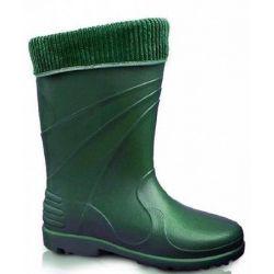 Kalosz damski EVA ALASKA 869 zielony
