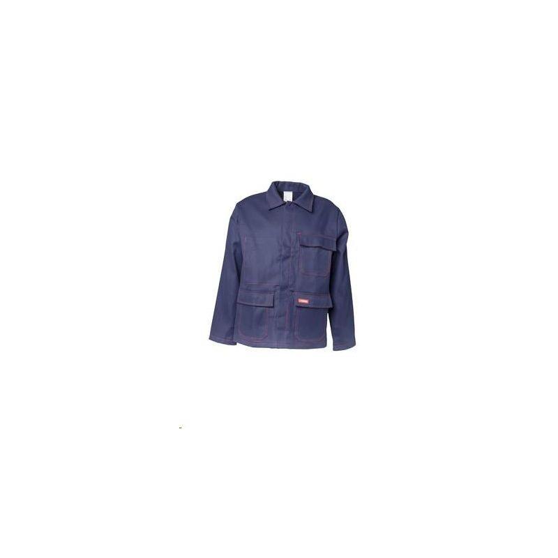 Bluza robocza dla spawaczy PLANAM 500 g/m/2 /granatowy/