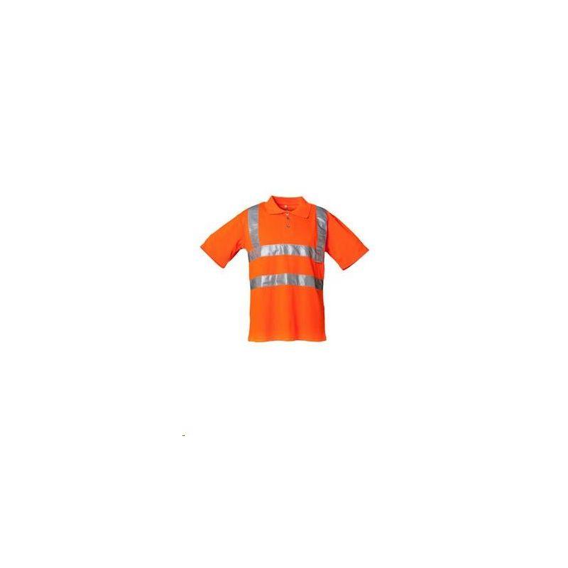 Koszulka polo ostrzegawcza PLANAM /pomarańczowy/