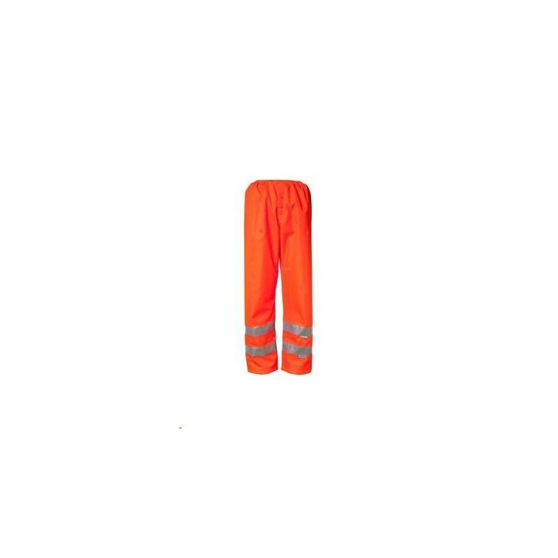 Spodnie przeciwdeszczowe ostrzegawcze PLANAM /pomarańczowy/