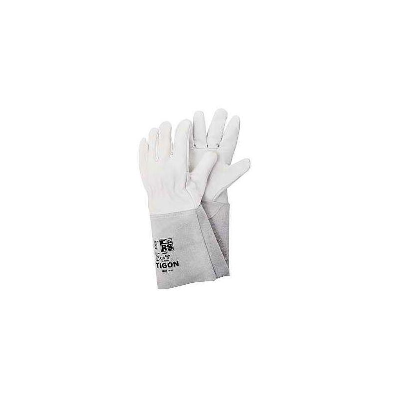 Rękawice spawalnicze ze skóry licowej bydlęcej  TIGON