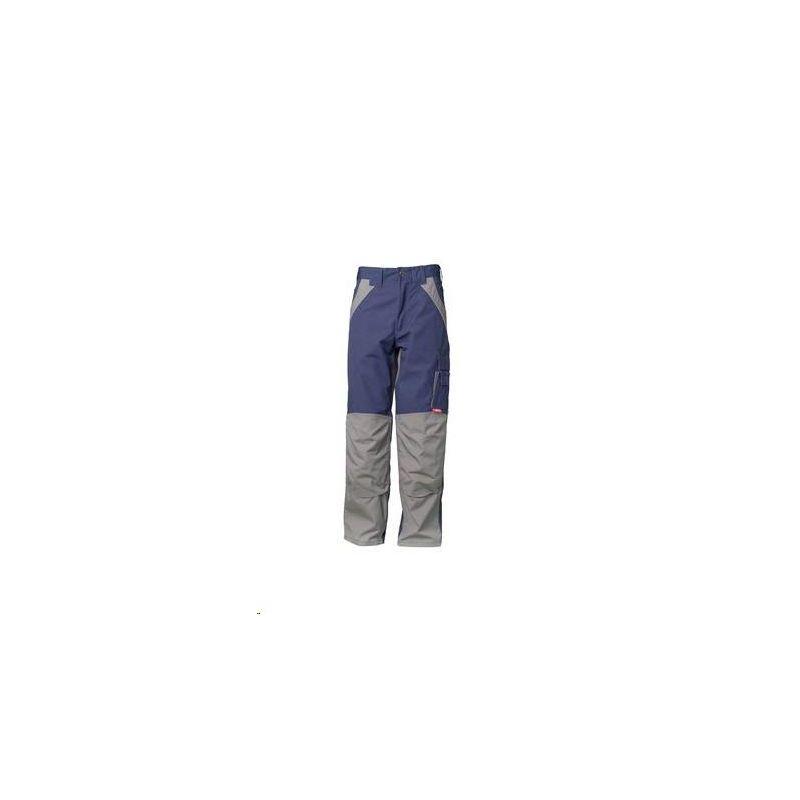 PLALINE Spodnie do pasa Planam /granatowy-cynkowy/