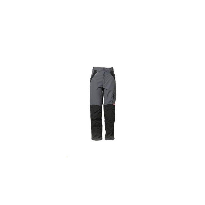 PLALINE Spodnie do pasa Planam /łupkowy-czarny/