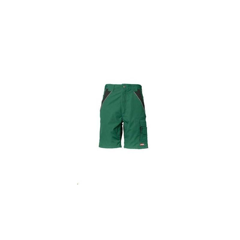 PLALINE Szorty Planam /zielony-czarny/
