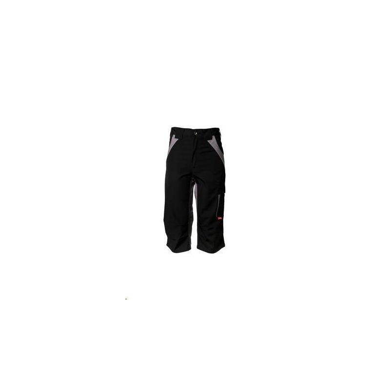 PLALINE Spodnie 3/4 Planam /czarny-cynkowy/