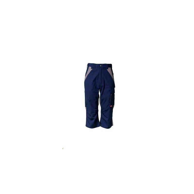 PLALINE Spodnie 3/4 Planam /granatowy-cynkowy/