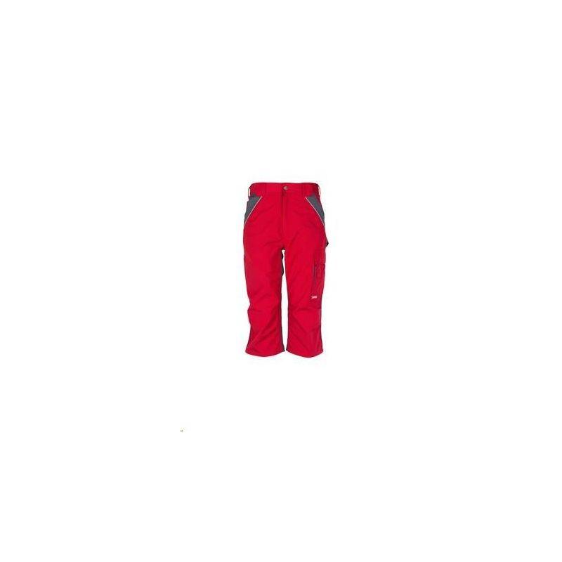 PLALINE Spodnie 3/4 Planam /czerwony-łupkowy/