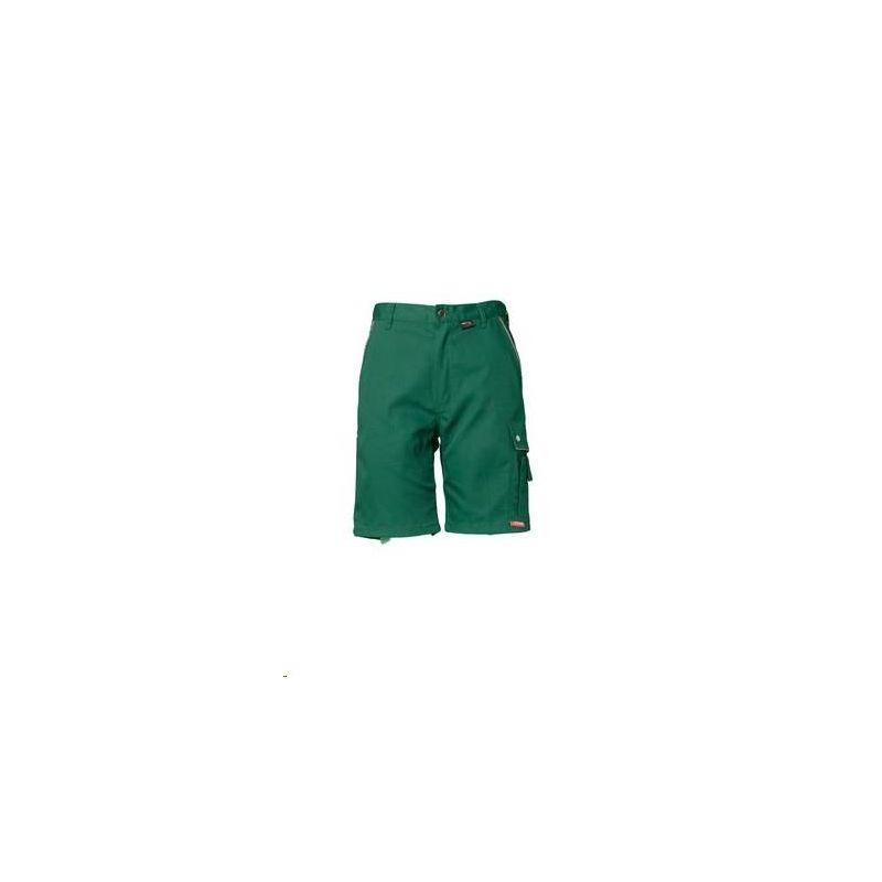 CANVAS 320 Szorty Planam /zielony/