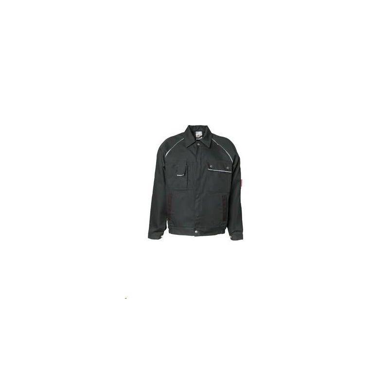 CANVAS 320 Bluza robocza Planam /czarny/