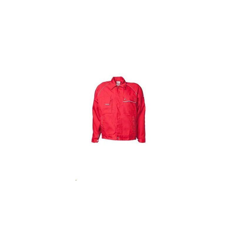CANVAS 320 Bluza robocza Planam /czerwony/