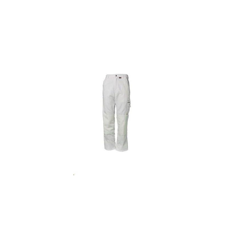 CANVAS 320 Spodnie do pasa Planam /czysta biel-czysta biel/