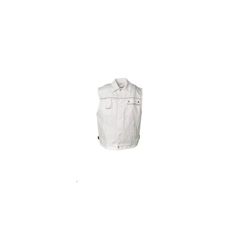 CANVAS 320 Kamizelka robocza Planam /czysta biel-czysta biel/