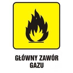Główny zawór gazu2. Płyta 14,8x21