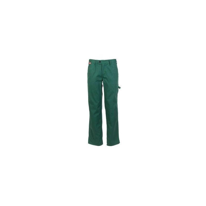 MG 300 Spodnie do pasa Planam /zielony/
