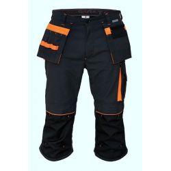 Spodnie monterskie 3/4  POSEJDON  01022