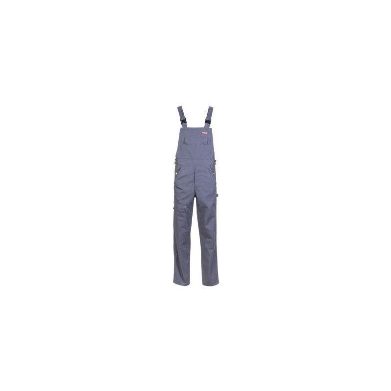 MG 300 Spodnie ogrodniczki Planam /stalowo szary/