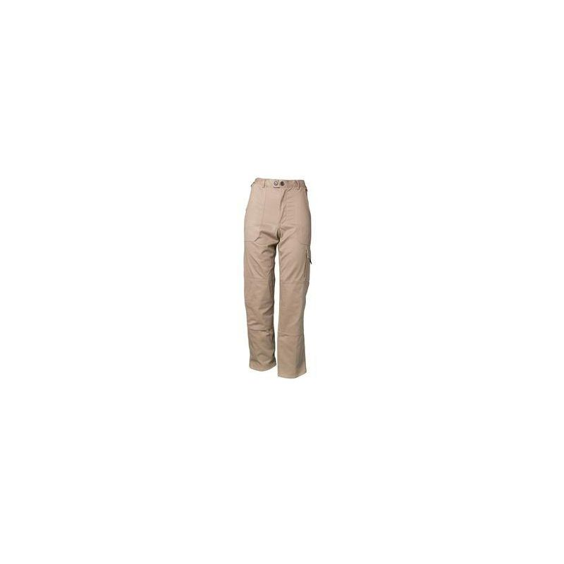 BW290 Spodnie do pasa CARGO PLANAM /khaki/