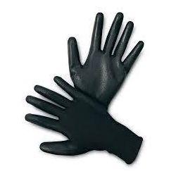 Rękawice HAND FLEX BLACK 2101B PU poliuretanowe