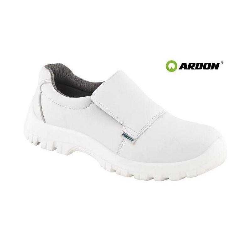 Buty Spożywcze Białe  Vali S2