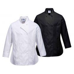 Damska bluza kucharska Rachel C837