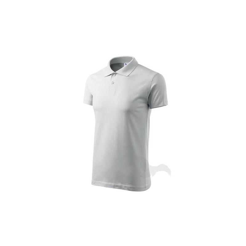 Koszulka polo męska SINGLE J. 202