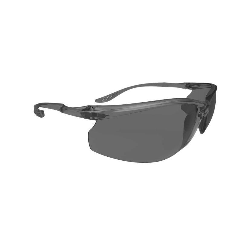 Okulary ochronne Fossa PW15SKR z przydymioną soczewką