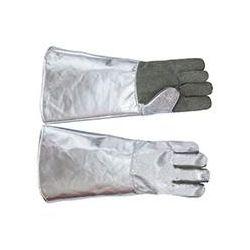 Rękawice żaroodporne 5-palcowe krótkie K5-263-008