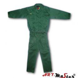 Ubranie robocze ART-MASTER zielone
