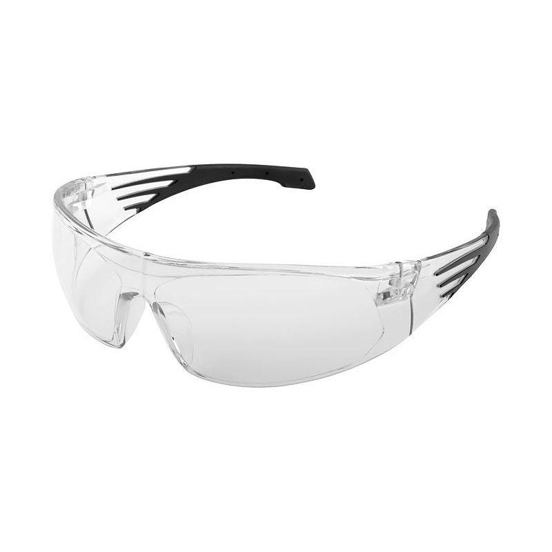 Okulary ochronne SA610 z bezbarwną soczewką Samprey's