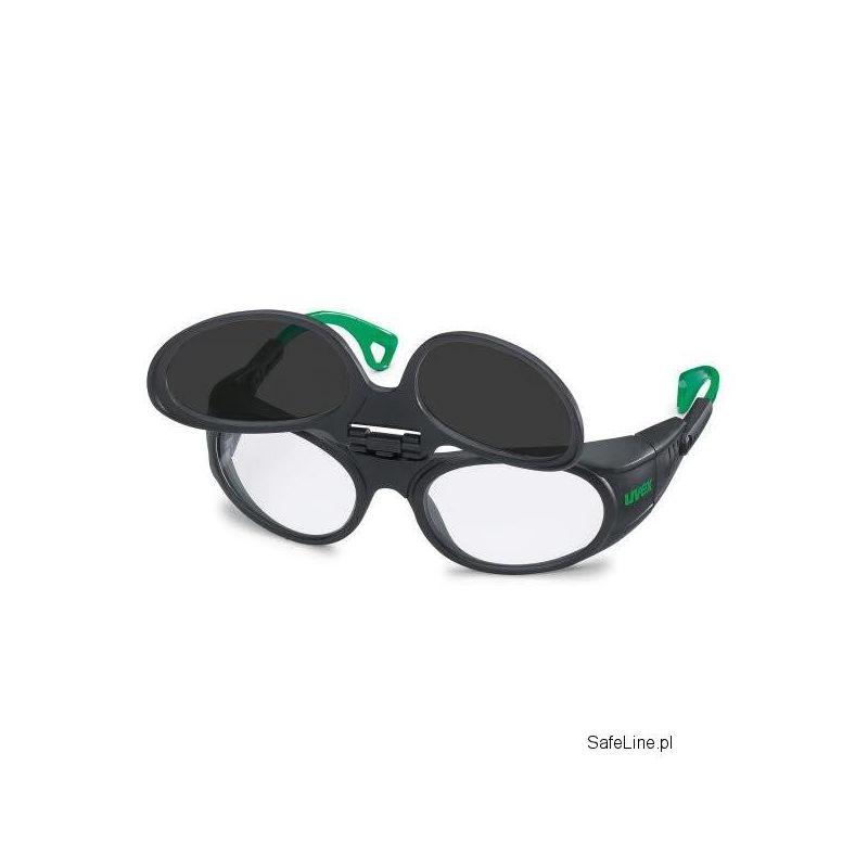 Okulary spawalnicze flip-up 9104.046