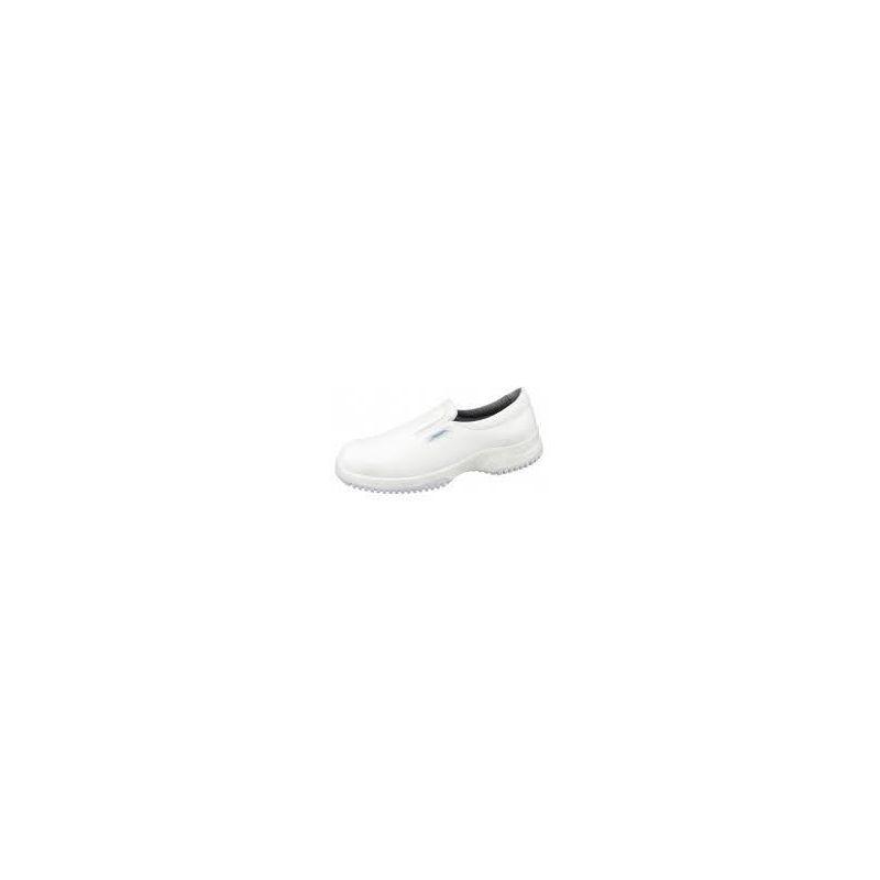 Buty zawodowe ABEBA białe 1128 bez podnoska