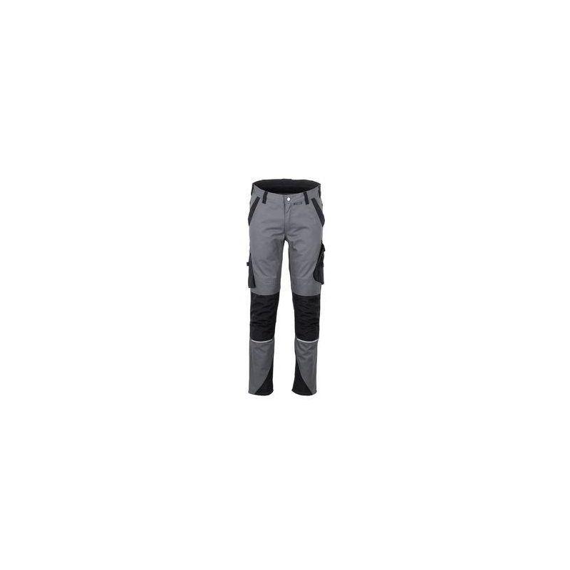 NORIT Spodnie do pasa łupkowy - czarny