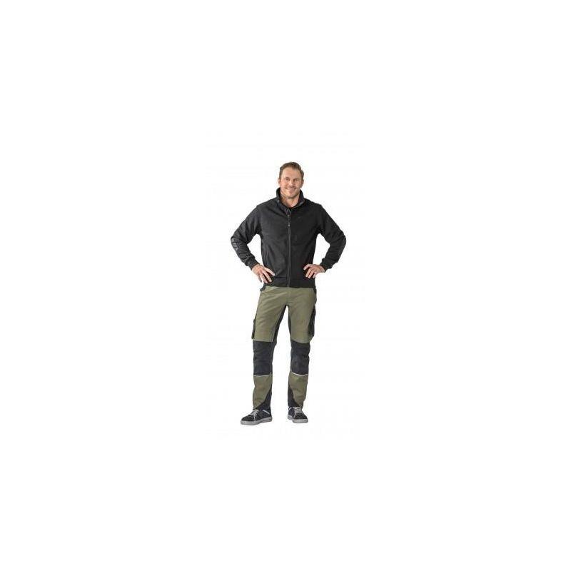 NORIT bluza softschell czarna