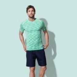 T-shirt STEDMAN bezszwowy raglan Active ST8800