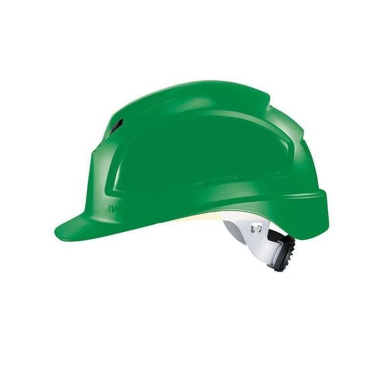 Hełm ochronny UVEX PHEOS E-WR 9770.430 zielony