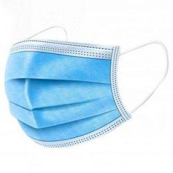 Maska chirurgiczna 3-warstwowa certyfikowana CE
