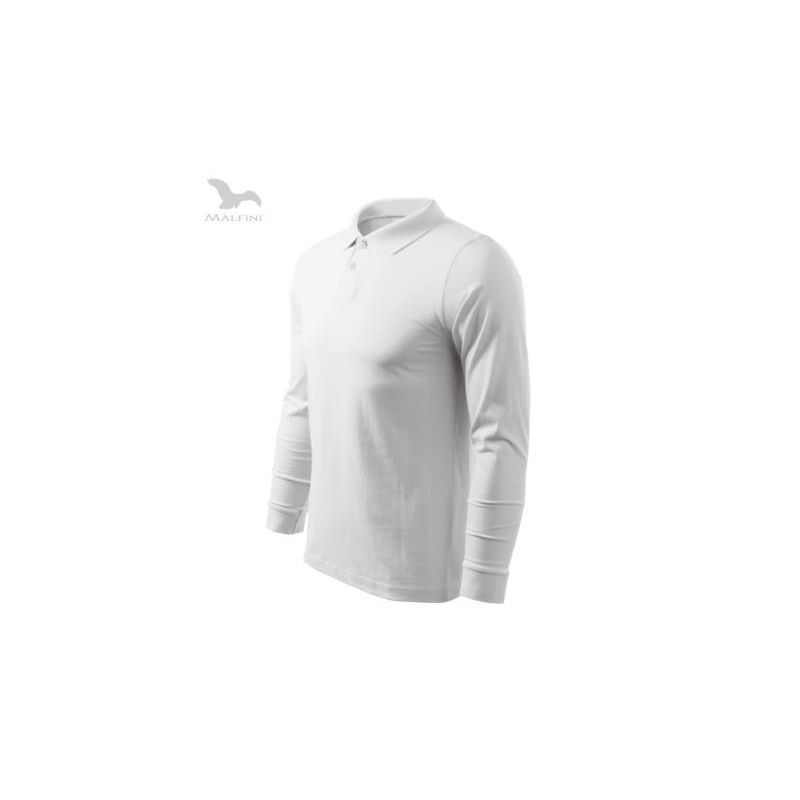 Koszulka polo męska Single J  LS 211