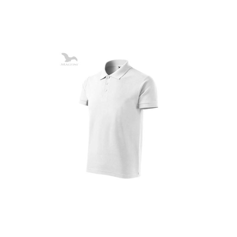 Koszulka polo męska COTTON HEAVY 215