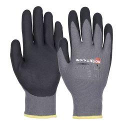 Rękawice nylonowe OS WORK